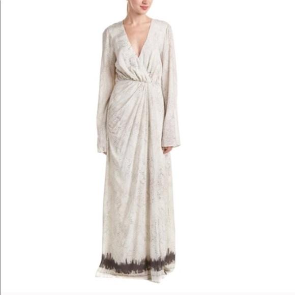 caa7353922 Jetset Diaries Python Print Maxi Dress. M 5b2a5c939519967c1c37c9ab